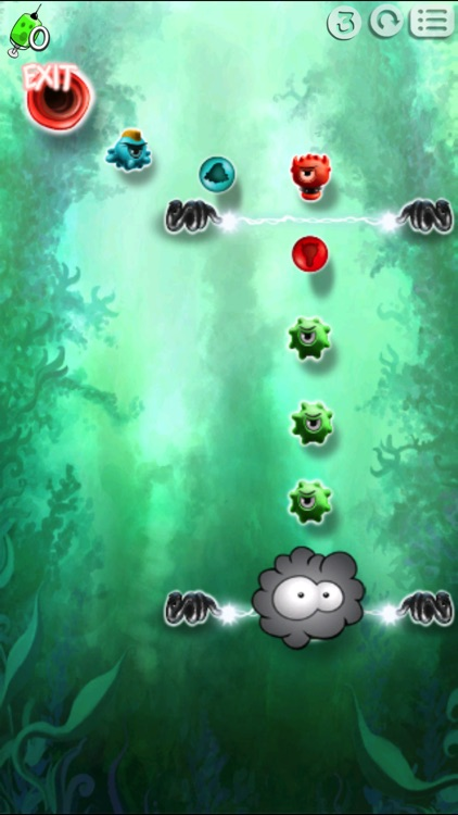 Get the Germs: Addictive Physics Puzzle Game screenshot-3