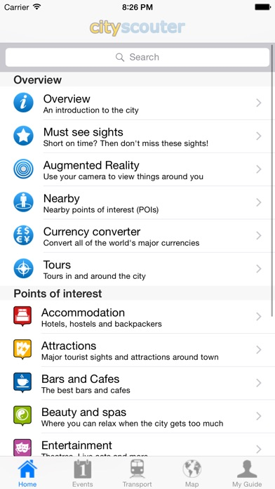 Berlin Travel Guide Offline review screenshots