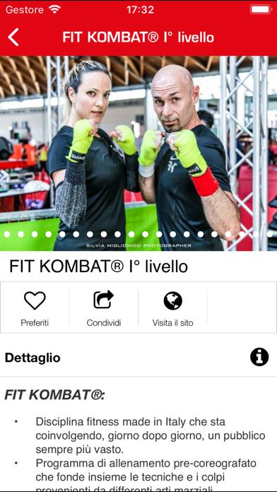 Fit Kombat screenshot four