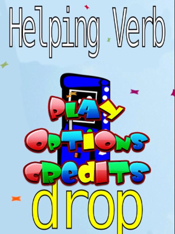 Helping Verb Drop - The  Game screenshot 4