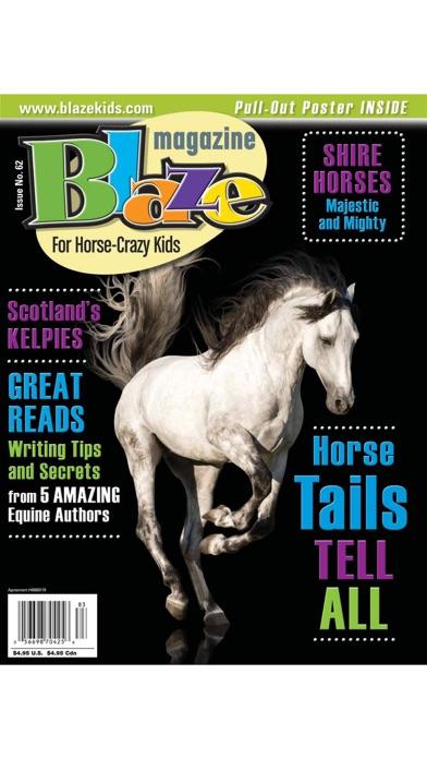 Blaze Magazine review screenshots
