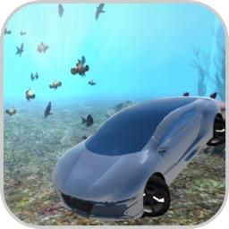 Driving Car UnderWarter 19