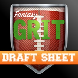 2017 Draft Cheat Sheet - Fantasy Grit