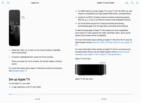 apple tv user guide by apple inc on apple books rh itunes apple com iPhone User Guide 30GB iPod User Guide