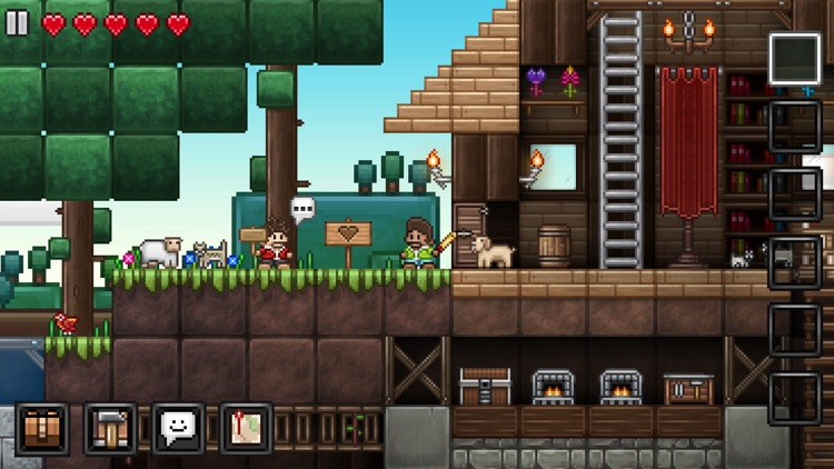 Junk Jack screenshot-0