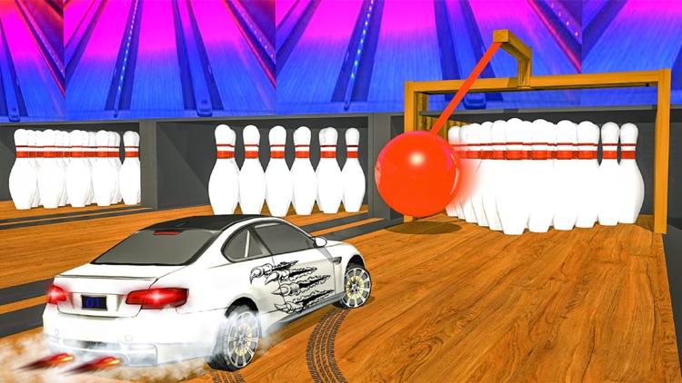Car Bowling Champion Master 3D screenshot-5