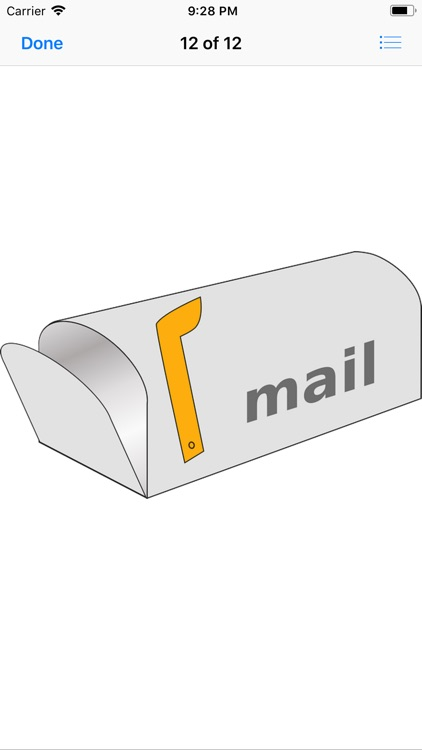 Mailbox Stickers screenshot-8