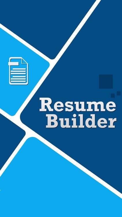 Resume Builder Pro
