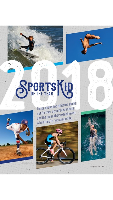 Sports Illustrated Kids review screenshots