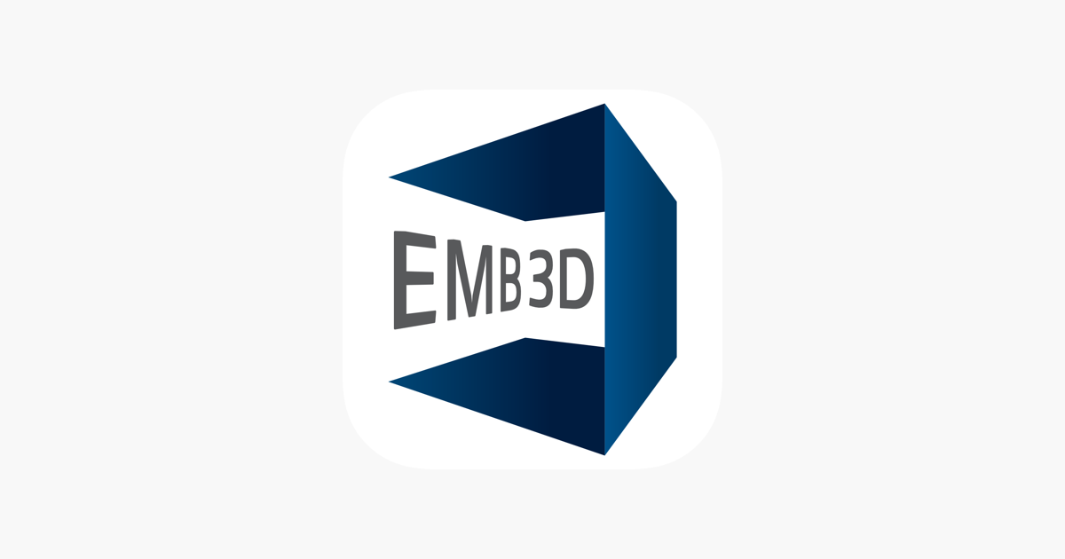 Emb3D 3D Viewer on the App Store