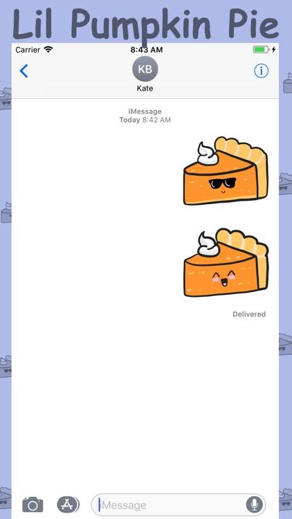 Lil Pumpkin Pie