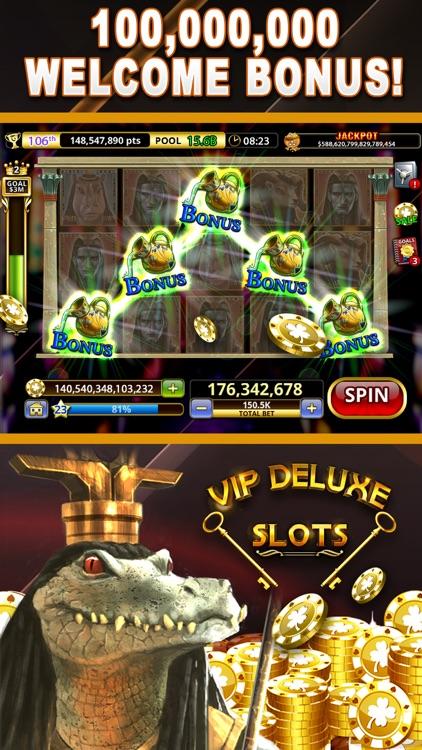 VIP Deluxe Slots: Vegas Casino