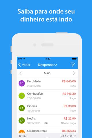Mobills Controle de Gastos screenshot 2