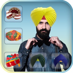 Turban Booth Photo Editor