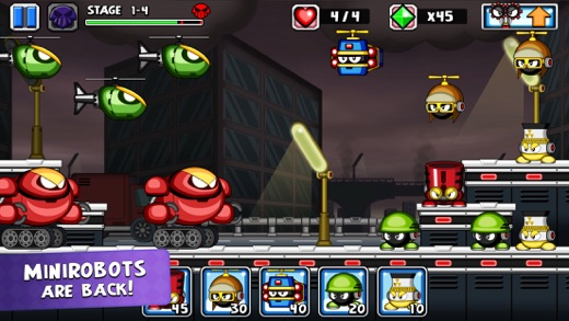 Tiny Defense 2 Screenshot