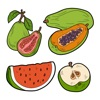 Word Play Fruit Collection
