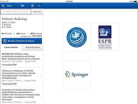 Pediatric Radiology-SPR & ESPR-ipad-1