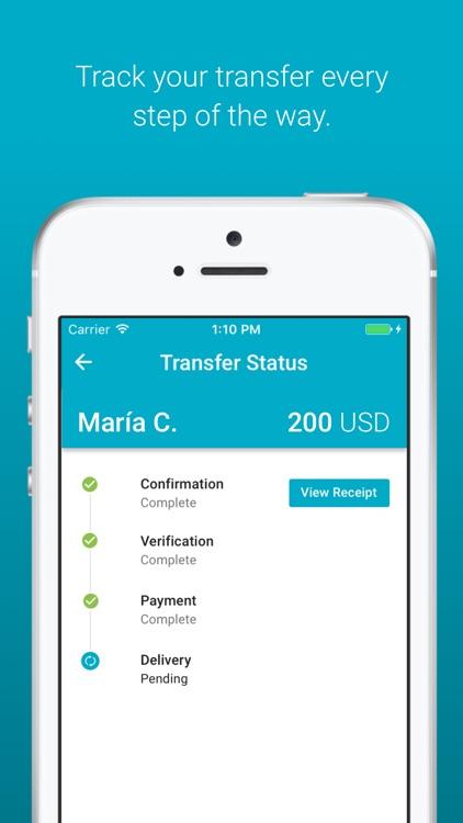 Pangea Money Transfer screenshot-3
