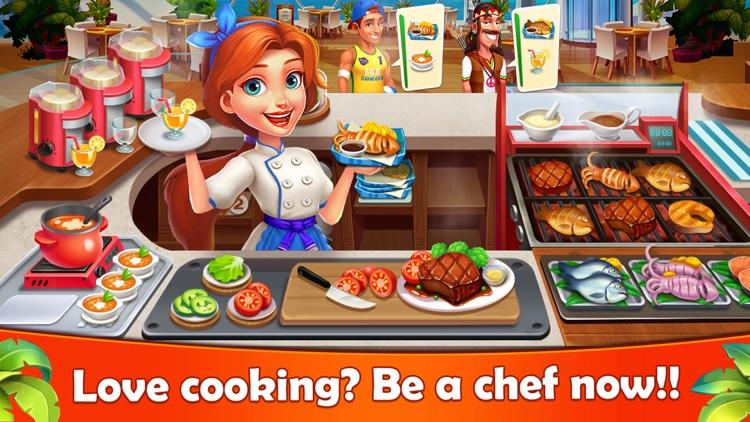 Cooking Joy - Fun Cooking Game