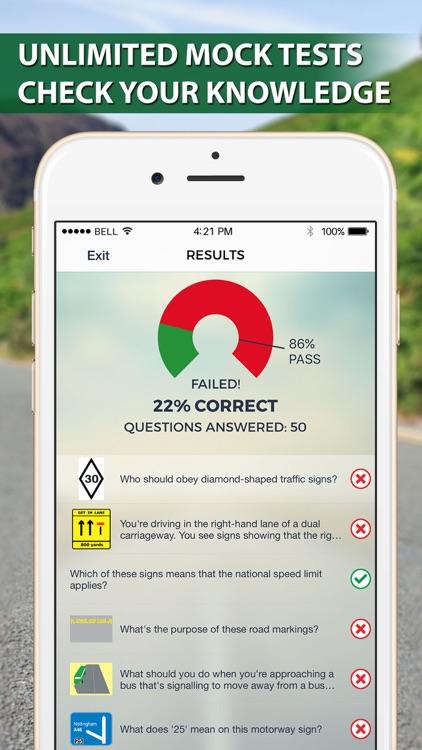 Bus (PCV) Theory Test UK Lite screenshot-4