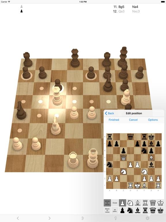 Chess - tChess Pro Скриншоты11