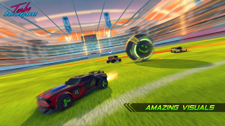 Turbo League screenshot-3
