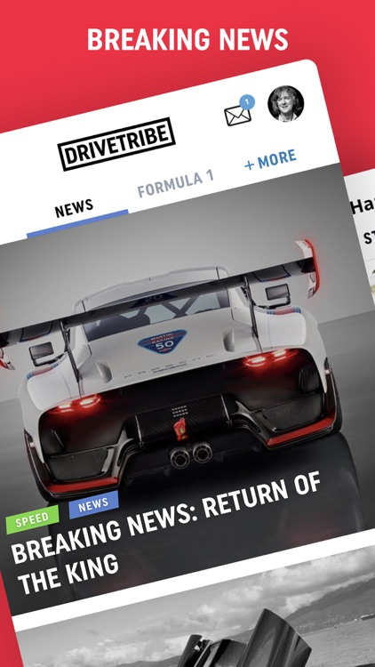 DriveTribe screenshot-2