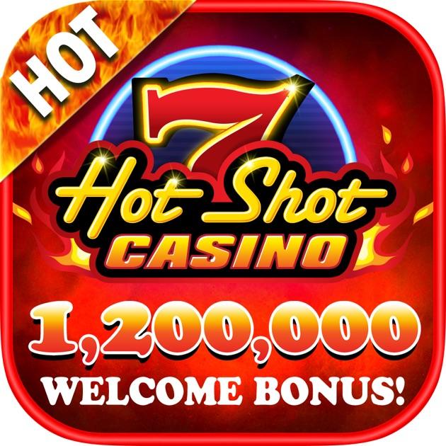 hot slots casino games