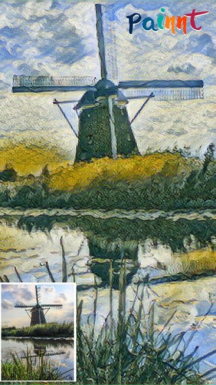 Painnt - Art & Cartoon Filters screenshot-6