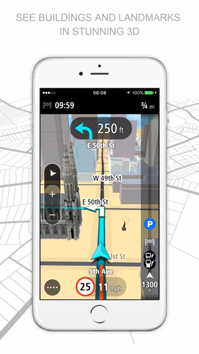 TomTom GO Mobile IPA Cracked for iOS Free Download
