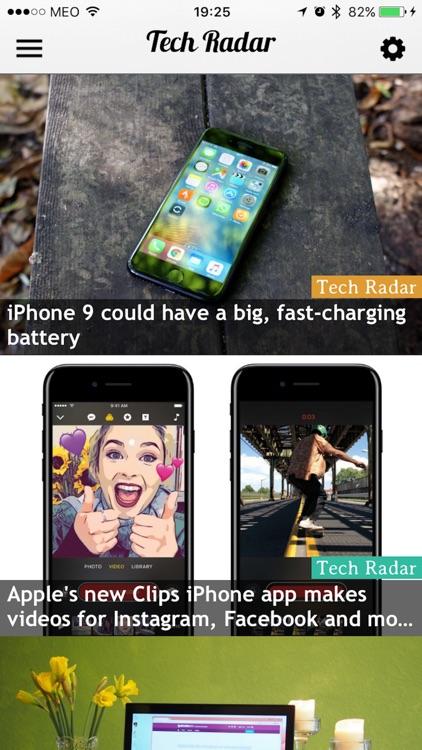 iGeeky - Gadget News and Tech Updates screenshot-3