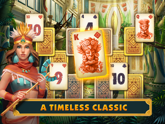 Solitaire Treasure of Time screenshot 6
