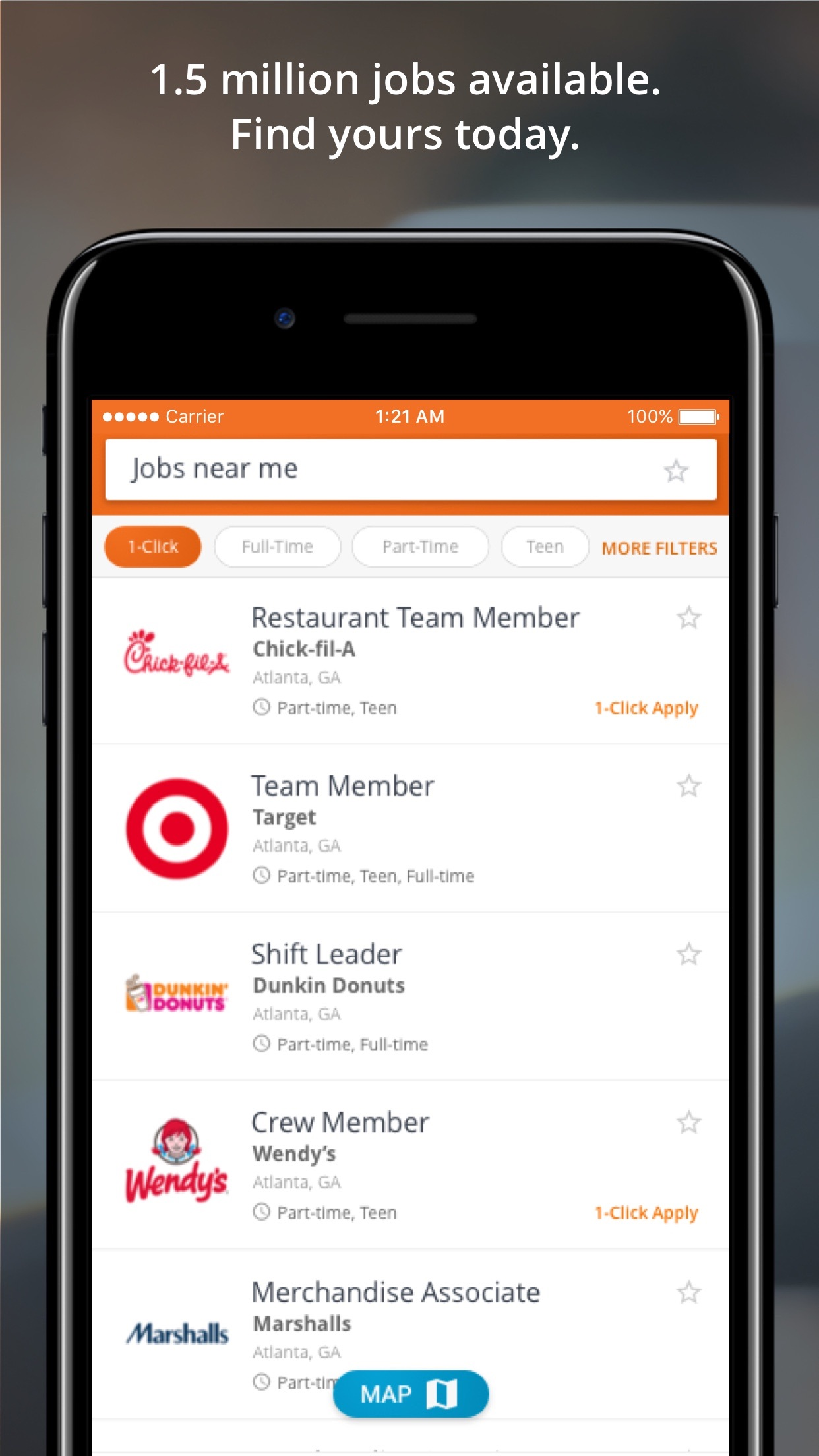 Snagajob - Jobs Hiring Now Screenshot