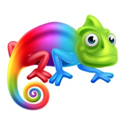 Chameleon Color Stickers