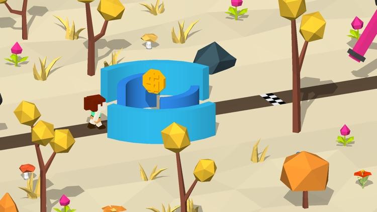 Rush Run - Crowd city escaping screenshot-5