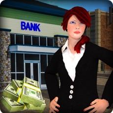 Activities of City Bank Sim - Cash Register