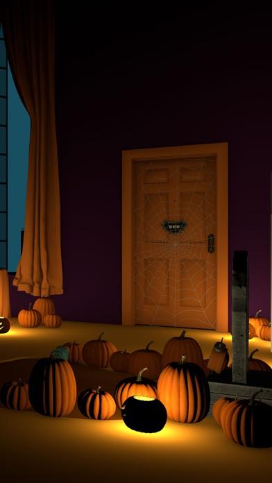 脱出ゲーム Halloween おばけとかぼちゃと魔女の家紹介画像3