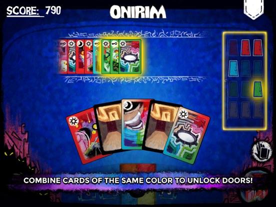Onirim - Solitaire Card Gameのおすすめ画像2