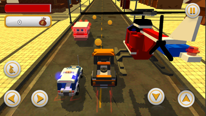 Crazy Kids Car Racing screenshot two