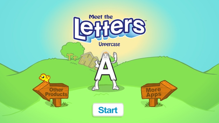 Meet the Letters - Uppercase
