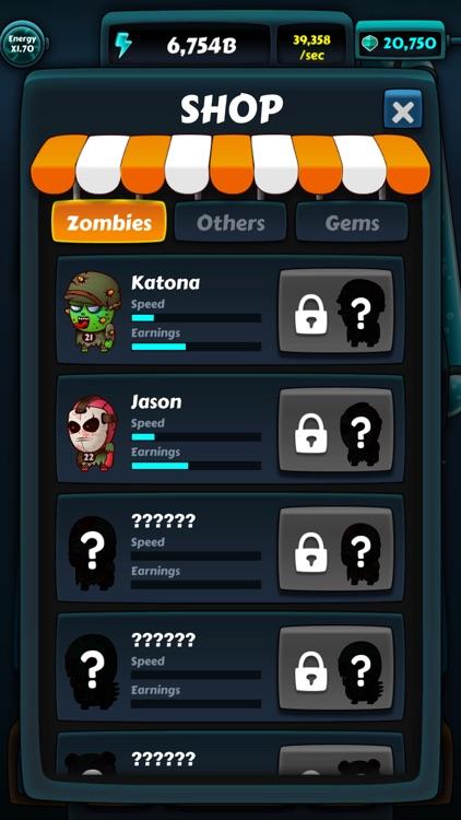 Merge Zombies