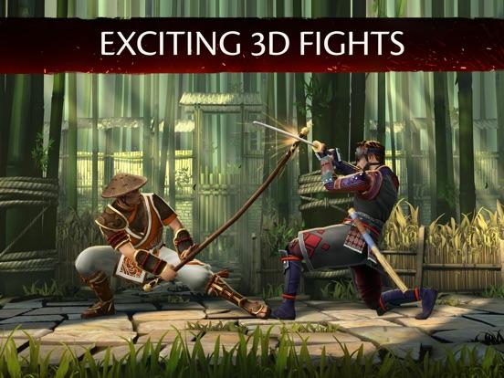 Screenshots of Shadow Fight 3 for iPad