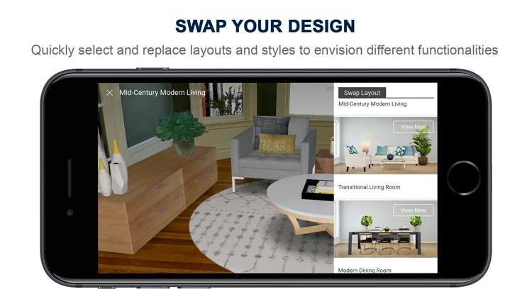 Curate by SIR - Real Estate AR screenshot-6
