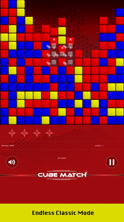 Cube Match - Collapse & Blast