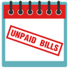 Unpaid Bills - Paclake, LLC Cover Art