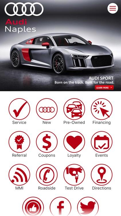 Audi Naples Dealer App By Mobileinstein Software Inc - Audi naples