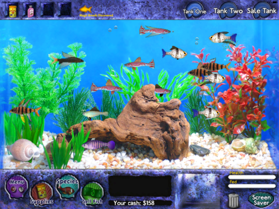 Fish Tycoon screenshot 6