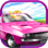 3d Fun Girly voiture de course