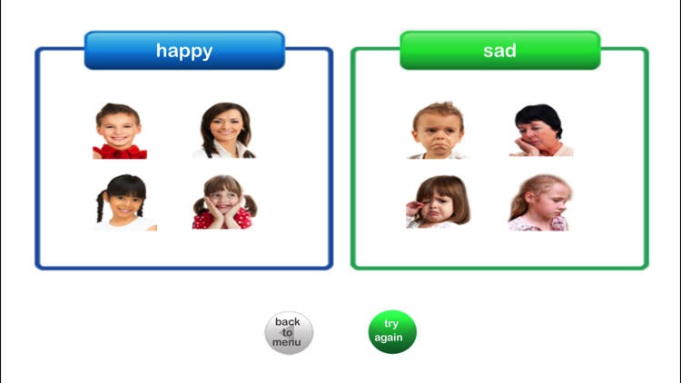 Autism iHelp – Sorting