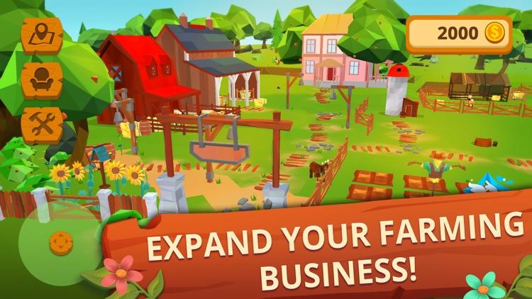 Farm Village: Farming Tycoon